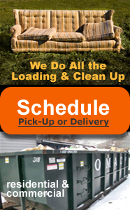 Schedule a Pick-Up or Delivery